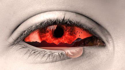 Dlaczego płaczemy? 3 rodzaje łez.