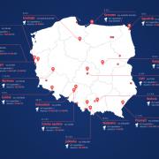 Napady na kantory w latach 2012-2014