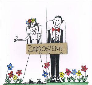 O czym pamiętać wybierając zaproszenia ślubne?
