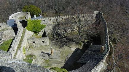 Zamek Chojnik – warowna twierdza Karkonoszy