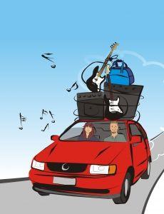 Organizery do samochodów, czyli jak podnieść komfort podróży
