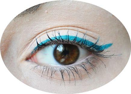 Patent na szybki i ładny makijaż oczu