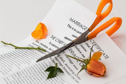 Podział majątku a rozwód