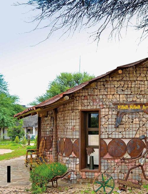 Galeria Nawa Nawa w Omaruru