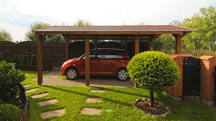 Wiata garażowa a pozwolenie na budowę