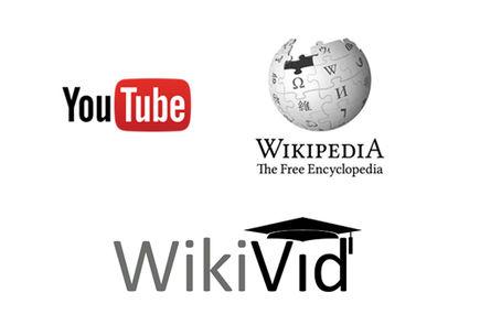 Nowe formy edukacji, czyli YouTube, WikiVid i Wikipedia