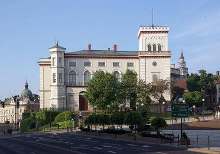 Bielsko-Biała miasto włókienników