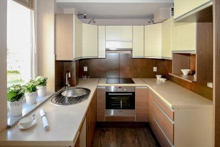 Modne kolory w kuchni
