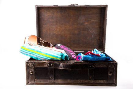 4 wskazówki, jak spakować bagaż na wakacje