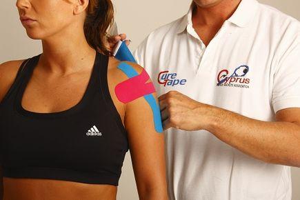Jak kinesiology taping pomaga w leczeniu urazów kręgosłupa?