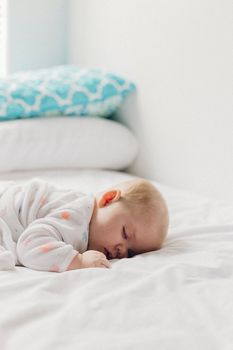 Co robić, gdy dziecko nie może zasnąć?