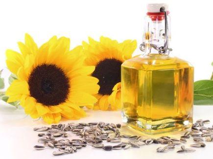 Olej słonecznikowy zimno tłoczony