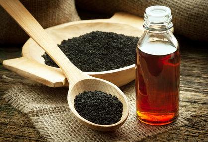 Olej z Czarnuszki zimno tłoczony