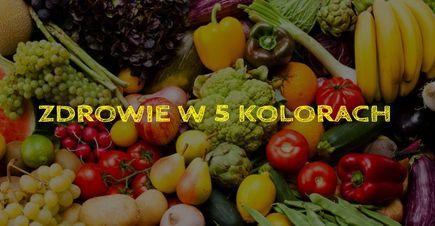 Zdrowie w 5 kolorach