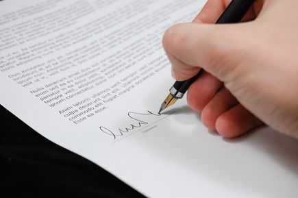 Akt notarialny. Co warto o nim wiedzieć?