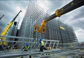 Budownictwo ogólne - wykonawstwo budowlane, a procesy budowlane i produkcyjne