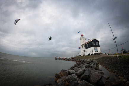 Kitesurfing dla żółtodzioba