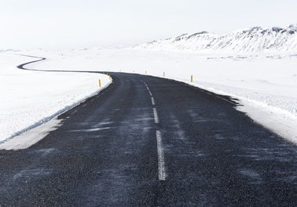 5 niebezpiecznych dróg czynnych zimą
