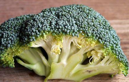 Brokuły - właściwości