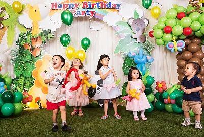 Jak zorganizować przyjęcie dla dziecka?
