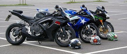 Motocykl szyty na miarę