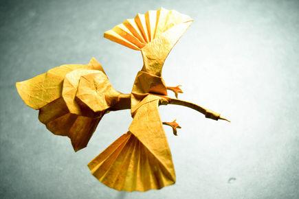 Słowa jak origami