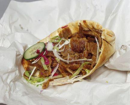 Kebab a fast-food