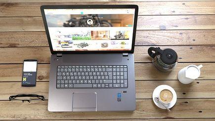 Najczęstsze awarie w laptopach