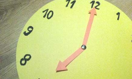 Jak nauczyć dziecko przestrzegania czasu?