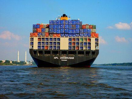 Prawidłowe sztauowanie i zabezpieczenie kontenera