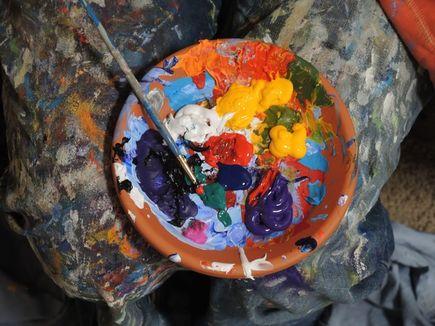 Czym charakteryzuje się malarstwo współczesne?