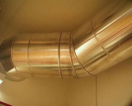 Etapy czyszczenia kanałów wentylacyjnych