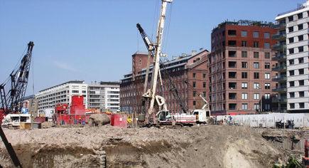 Zaopatrzenie placu budowy