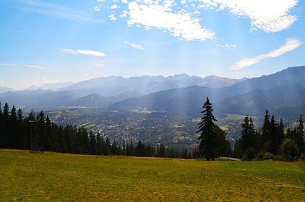 Wiosenny urlop w Zakopanem