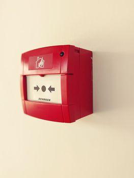 Domowa instalacja alarmowa