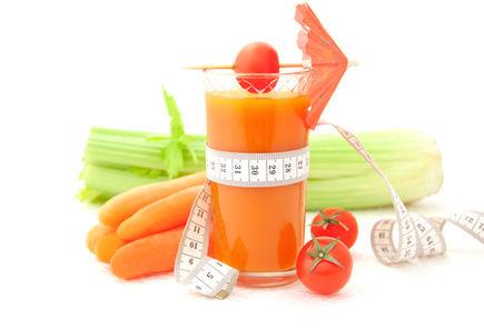Jak schudnąć dzięki sokowirówce