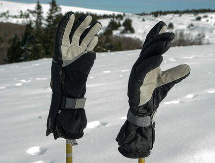 Wybieramy rękawice narciarskie. Wskazówki