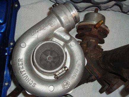 Czy w twoim samochodzie jest turbina?