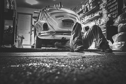 Specjalistyczny warsztat samochodowy