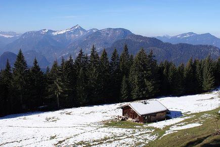 Gdzie można przespać się w górach?