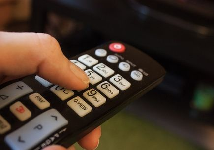 Stwórz swoje miejsce pracy, prawie w telewizji