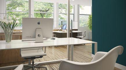Urządzamy pierwsze (małe) biuro