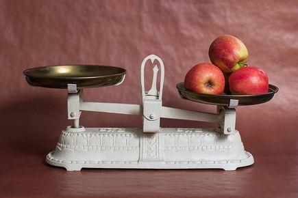 Urządzenia służące do odmierzania wagi