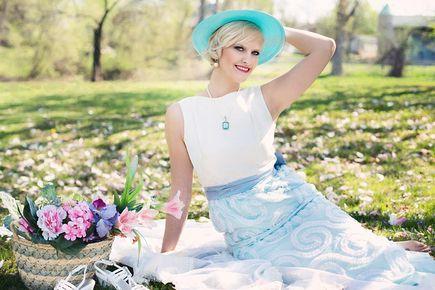 Kwiaty z dowozem, a może piknik? - czyli, krótko o tym, jak zaskoczyć kobietę