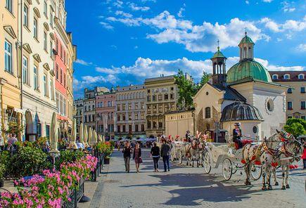 Kraków jak zwiedzać go wygodnie?