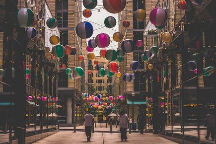 Balony reklamowe i reklama pneumatyczna
