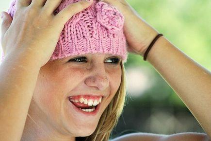 Uśmiech - metoda na zdrowe życie?