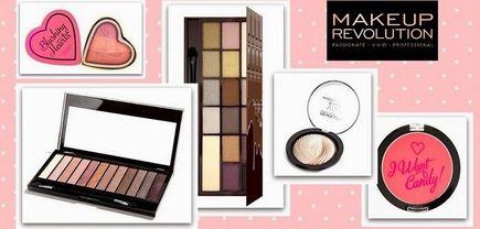 Makeup Revolution - rewolucja w świecie kosmetyków do makijażu?