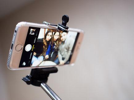 Monopod – nowy wymiar zdjęć selfie