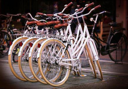 Jak zabezpieczyć swój rower na wszelki wypadek?